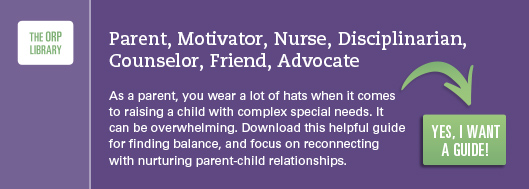 Choosing Your Hat: Balancing the Various Roles of Parenting