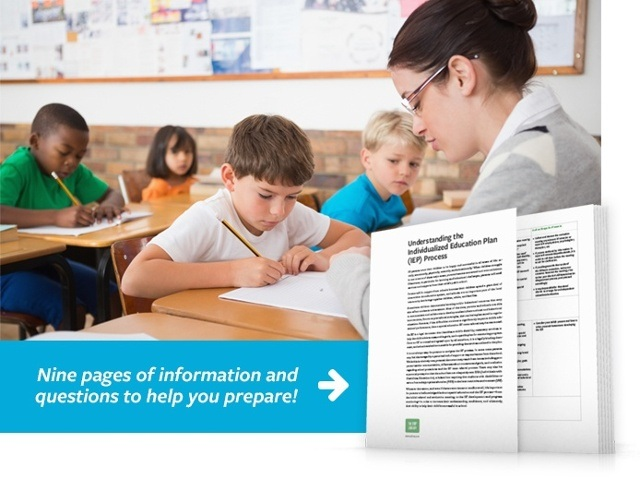 Understanding Individualized Education Plans - A Free Guide for Parents